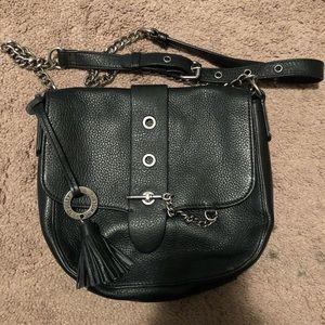 Badgley mischka chain crossbody bag